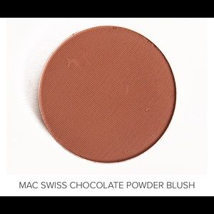 Mac Cosmetics Swiss Chocolate Blush BNIB